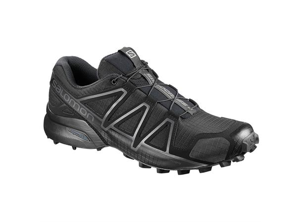 Salomon SPEEDCROSS 4 WIDE FORCES Feltsko, Svart Bertel O